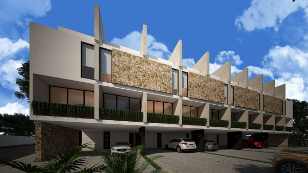 Loften, Departametos y Townhouses en San Ramon Norte